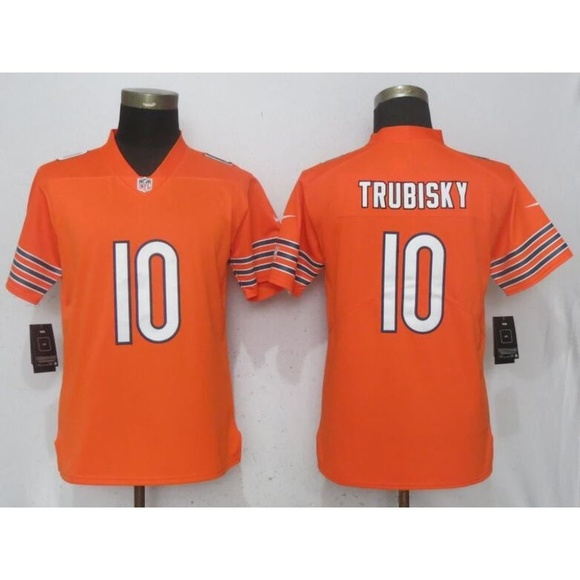 check out 42257 0ca5e Women Chicago Bears Mitchell Trubisky Jersey (3)